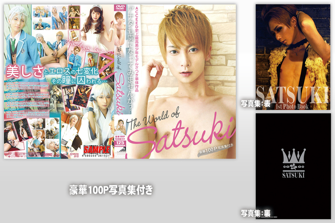 The World of SATSUKI ACCEED限定盤